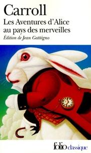 Amazon kindle prix de téléchargement ebook Les aventures d'Alice au pays des merveilles 9782070318643 par Lewis Carroll (French Edition) FB2 PDB