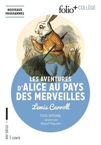 Lewis Carroll et Jacques Papy - Les Aventures d'Alice au pays des merveilles.