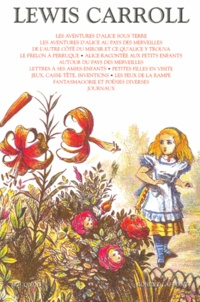 Lewis Carroll - Oeuvres complètes - Tome 1.