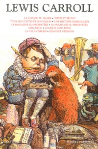 Lewis Carroll - Oeuvres complètes - Tome 2.