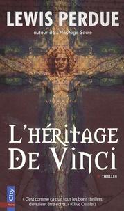 Lewis Perdue - L'héritage de Vinci.