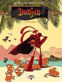 Lewis Trondheim et Joann Sfar - Donjon Crépuscule Tome 104 : Le Dojo du lagon.