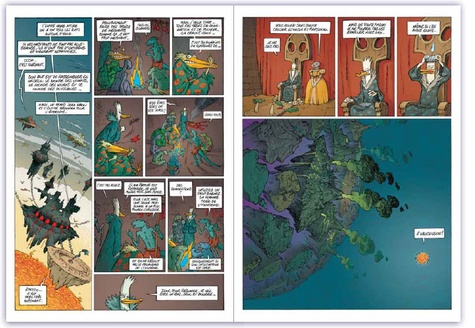 Donjon Crépuscule Tome 111 La Fin du Donjon
