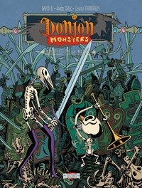 Lewis Trondheim et Joann Sfar - Donjon Monsters Tome 13 : Réveille-toi et meurs.