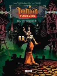 Lewis Trondheim et Joann Sfar - Donjon Monsters Tome 14 : La Bière supérieure.