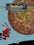 Lewis Trondheim et Joann Sfar - Donjon Monsters Tome 3 : La Carte majeure.
