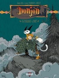 Lewis Trondheim et Joann Sfar - Donjon Zénith Tome 5 : Un mariage à part.