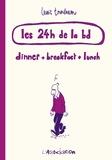 Lewis Trondheim - Les 24 heures de la bd - Dinner, breakfast, lunch.