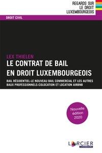 Lex Thielen - Le contrat de bail.