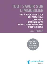Lex Thielen - Tout savoir sur l'immobilier.