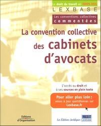 Lexbase - La convention collective des cabinets d'avocats.