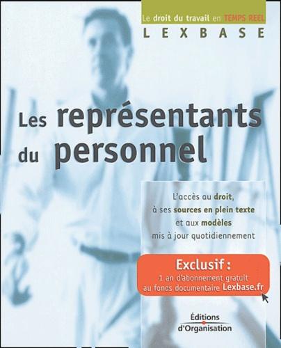Lexbase - Les représentants du personnel.