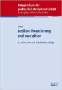 Lexikon Finanzierung und Investition.