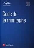 Lexis Nexis - Code de la montagne.