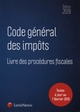 Lexis Nexis - Code général des impôts & livre des procédures fiscales.