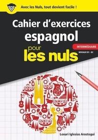 Lexuri Iglesias Arostegui - Cahier d'exercices espagnol intermédiaire pour les nuls.