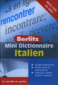 Histoiresdenlire.be Italien - Mini Dictionnaire français-italien et italien-français Image