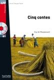 LFF B1 - Cinq Contes (ebook).