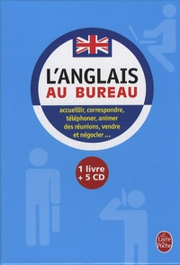 LGF - L'anglais au bureau. 5 CD audio