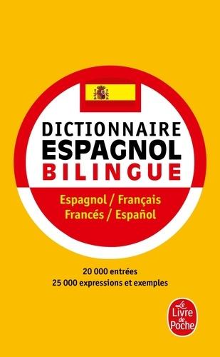 LGF - Nouveau dictionnaire espagnol bilingue espagnol-français et français-espagnol.