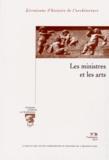 Basile Baudez et Dominique Massounie - Livraisons d'Histoire de l'Architecture N° 26, 2e semestre 2 : Les ministres et les arts.