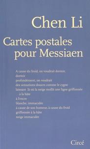 Li Chen - Cartes postales pour Messiaen.