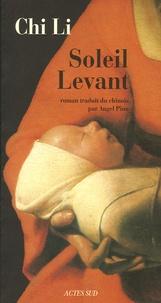 Li Chi - Soleil Levant.