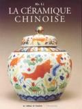 Li He - La céramique chinoise.