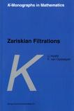 Li Huishi et Freddy Van Oystaeyen - Zariskian Filtrations.