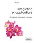 Li - Intégration et applications, cours et exercices corrigés.