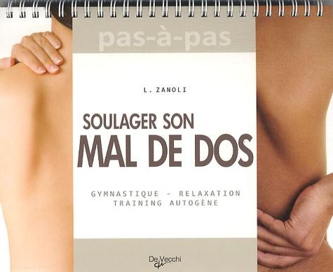 Lia Zanoli - Soulager son mal de dos.