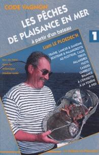 Liam Le Ploedec'h - Les pêches de plaisance en mer à partir d'un bateau.