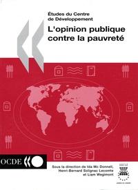 Liam Wegimont et Henri-Bernard Solignac Lecomte - L'opinion publique contre la pauvreté.
