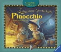 Libby Hamilton et Manfred Mai - Zauberklang-Geschichten Pinocchio.