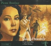 Pierre Bordage - Graine d'Immortels. 1 CD audio MP3
