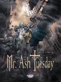 Liberge - Mr Ash Tuesday - Volume 2 - The Charon Telescope.