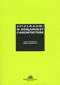 Alixetmika.fr Spielraum - Walter Benjamin et l'architecture Image