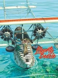 Jean-Blaise Djian - Liberty Bessie - Tome 02 - Sur la trace des Maylaros.