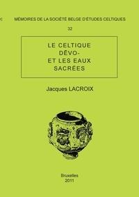 Jacques Lacroix - Mémoire n°32 - Le celtique d.