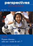 """Isabelle Attané - Perspectives chinoises N° 4/2012 : Femmes chinoises : enfin une """"moitié de ciel"""" ?."""