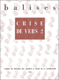 Henry Bauchau et Roger Van Rogger - Balises N° 5-6 : Crise de vers 2.