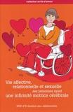 Michel Mercier - Vie affective, relationnelle et sexuelle des personnes ayant une infirmité motrice cérébrale - DVD 2 consacré aux adolescents. 1 DVD