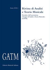 Antonio Grande - Rivista di analisi e teoria musicale N° 1/2018 : .