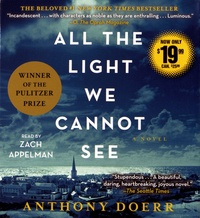 Anthony Doerr - All the light we cannot see. 13 CD audio