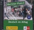 Christiane Lemcke et Lutz Rohrmann - Berliner Platz 2 Neu - Deutsch im Alltag. 2 CD audio
