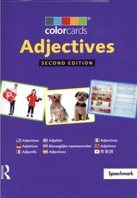 Speechmark Publishing - Colorcards Adjectives.