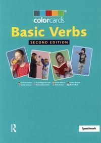 Speechmark Publishing - Colorcards Basic Verbs.