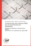 Pascal Ntsama Eloundou et Pierre Ele - Compression des signaux EMG par la transformée en ondelettes - Méthodes d'ondelettes et Lifting Scheme Modifié. Applications à la compression du signal EMG.