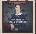 Emily Dickinson - Fifty Poems of Emily Dickinson - Volume 1. 1 CD audio