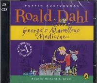 Roald Dahl - George's Marvellous Medicine. 2 CD audio